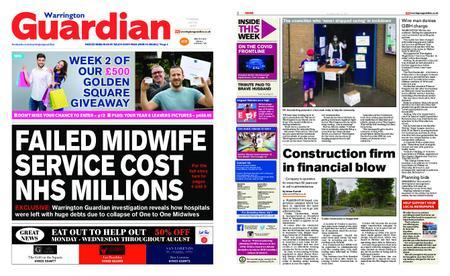 Warrington Guardian – July 30, 2020