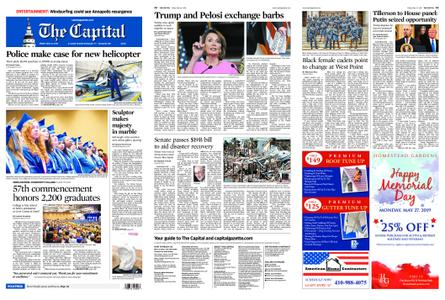 The Capital – May 24, 2019