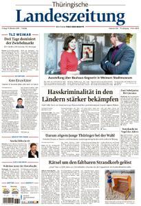 Thüringische Landeszeitung – 11. Oktober 2019
