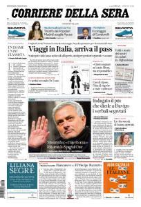 Corriere della Sera - 5 Maggio 2021