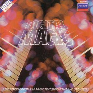 Stanley Black, His Piano & Orchestra - Digital Magic (1979) {1982 London} **[RE-UP]**