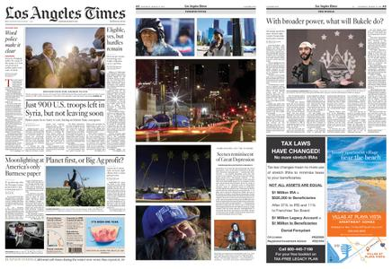 Los Angeles Times – March 13, 2021