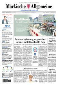 Märkische Allgemeine Luckenwalder Rundschau - 05. September 2018