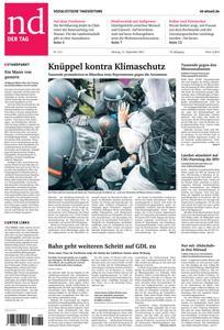 Neues Deutschland - 13 September 2021