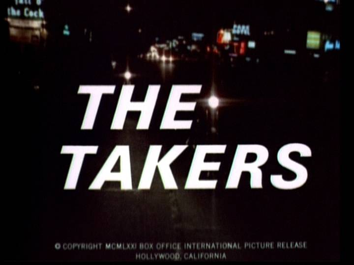 Booby Trap (1970) + The Takers (1973) [SWV - Out Of Print]