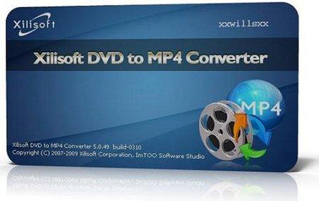 Xilisoft DVD to MP4 Converter v5.0.49.0310
