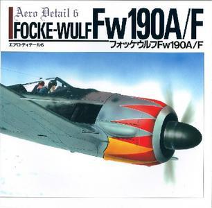 Focke-Wulf Fw 190A/F (Aero Detail 6)