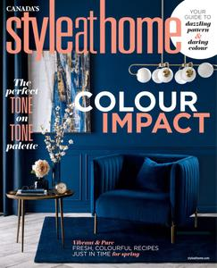 Style at Home Canada - April 2020