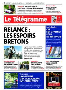 Le Télégramme Brest – 31 août 2020
