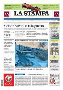 La Stampa Imperia e Sanremo - 12 Febbraio 2020