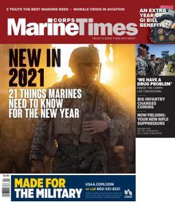 Marine Corps Times – January 2021