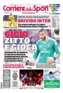 Corriere dello Sport - 13 Dicembre 2017