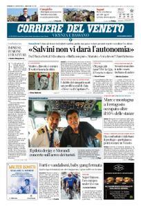 Corriere del Veneto Vicenza e Bassano – 11 agosto 2019