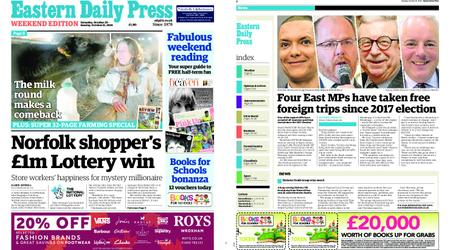 Eastern Daily Press – October 20, 2018