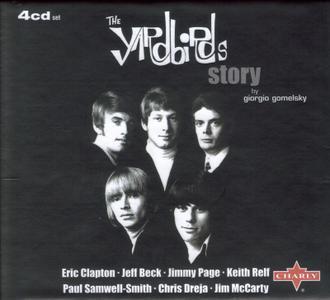 The Yardbirds - The Yardbirds Story (2007) [4CD Box Set] Repost