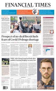 Financial Times UK - June 4, 2020