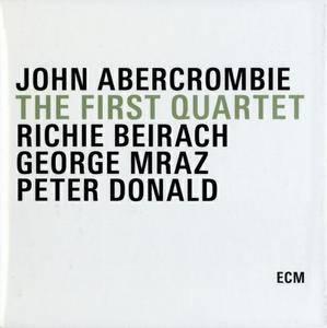 John Abercrombie Quartet - The First Quartet (2015) [3CDs] {ECM 2478-80}