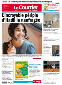 Le Courrier de l'Ouest Cholet – 04 octobre 2020