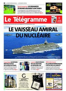 Le Télégramme Landerneau - Lesneven – 09 décembre 2020