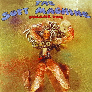 The Soft Machine - Volume Two (1969) [Remastered 2009] Repost