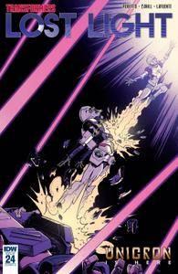 The Transformers-Lost Light 024 2018 digital Knight Ripper