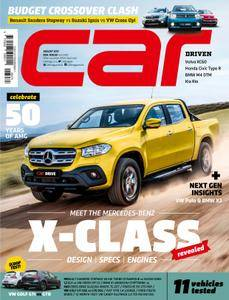 Car South Africa - August 2017