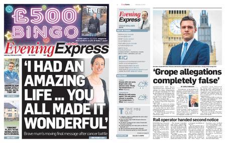 Evening Express – February 09, 2019