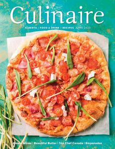 Culinaire Magazine - April 2020