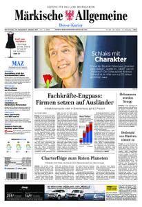 Märkische Allgemeine Dosse Kurier - 30. September 2017