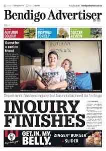 Bendigo Advertiser - May 29, 2018