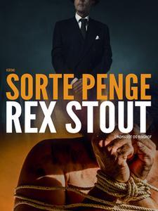 «Sorte penge» by Rex Stout