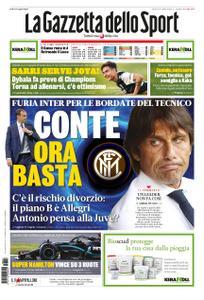 La Gazzetta dello Sport Roma – 03 agosto 2020