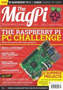 The MagPi - July 2017