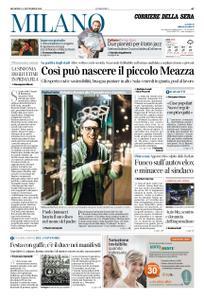 Corriere della Sera Milano – 03 novembre 2019