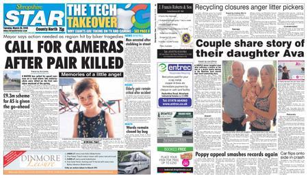 Shropshire Star North County Edition – March 26, 2019