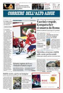 Corriere dell'Alto Adige – 07 settembre 2018