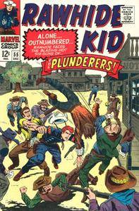 Rawhide Kid v1 055 1966