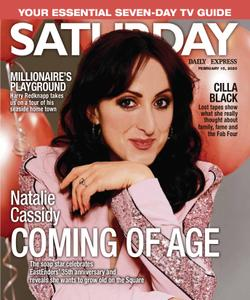Saturday Magazine – February 15, 2020