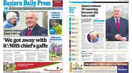 Eastern Daily Press – January 24, 2020
