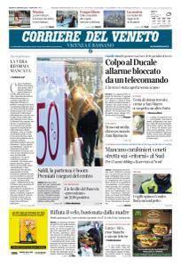 Corriere del Veneto Vicenza e Bassano - 6 Gennaio 2018