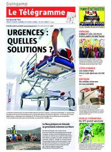 Le Télégramme Guingamp – 15 août 2019
