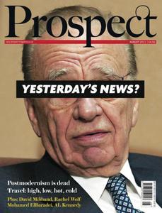 Prospect Magazine - August 2011