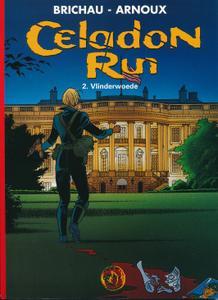 Collectie 500   109   Celadon Run   02   Vlinderwoede