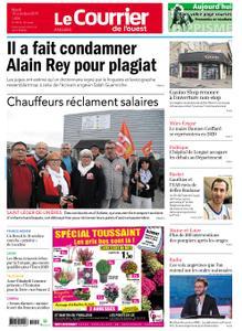 Le Courrier de l'Ouest Angers – 15 octobre 2019