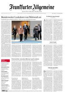 Frankfurter Allgemeine Zeitung - 14 Dezember 2020