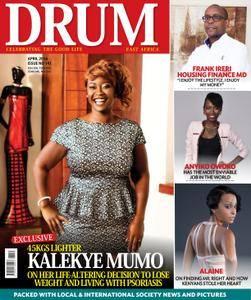 Drum East Africa - April 2016