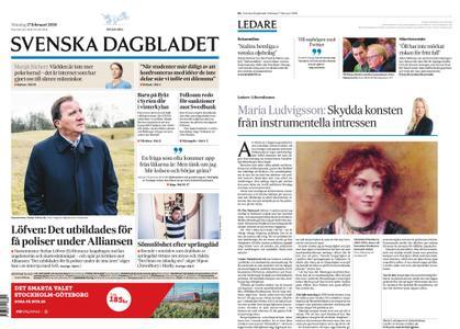 Svenska Dagbladet – 17 februari 2020
