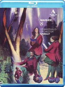 Riccardo Chailly, Gewandhausorchester Leipzig - Mahler: Symphony No. 8 (2011) [Blu-Ray]