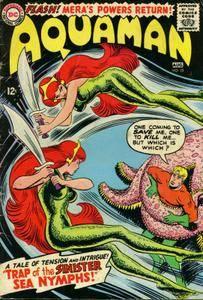Aquaman v1 22