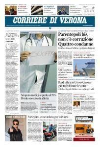 Corriere di Verona - 8 Novembre 2017